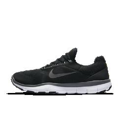 Мужские кроссовки для тренинга Nike Free Trainer V7Ультралегкие мужские кроссовки для тренинга Nike Free Trainer V7 с невероятно гибкой подошвой Nike Free обеспечивают необходимые для высокоинтенсивных тренировок стабилизацию и универсальность.  Свобода движений  Обновленная подошва Nike Free расширяется и сжимается во всех направлениях для естественной свободы движений стопы при каждом шаге.  Зональная стабилизация  Верх с трехмерным принтом создает зоны повышенной прочности, воздухопроницаемости и стабилизации там, где это необходимо.  Надежная посадка  Вставка на половину стопы и нити Flywire надежно фиксируют стопу во время интенсивных тренировок, а также позволяют удобно снимать и надевать обувь.<br>