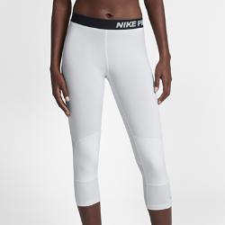 Женские баскетбольные тайтсы Nike Pro 51 смЖенские баскетбольные тайтсы Nike Pro 51 см из эластичной влагоотводящей ткани со вставками из сетки — идеальный базовый слой для комфорта и воздухопроницаемости.<br>