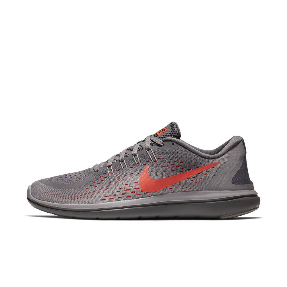 Check out Nike Flex 2017 RN Men's Running Shoe Size 12 (Grey) - Clearance  Sale - ShopYourWay