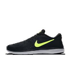 Мужские беговые кроссовки Nike Flex 2017 RNМужские беговые кроссовки Nike Flex 2017 RN помогают ощущать легкость от старта до финиша благодаря верху из сетки Engineered mesh и легкой гибкой подметке.<br>