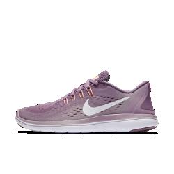 Женские беговые кроссовки Nike Flex 2017 RNЖенские беговые кроссовки Nike Flex 2017 RN обеспечивают легкость от старта до финиша благодаря верху из сетки Engineered mesh и легкой гибкой подметке.<br>