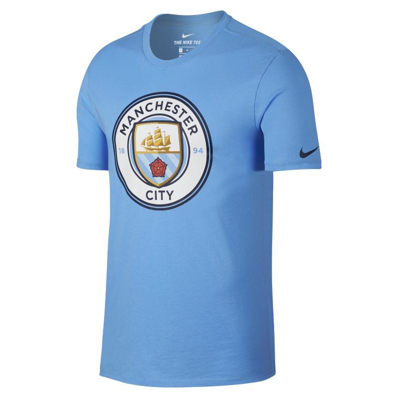 Manchester City FC Crest Erkek Tişörtü  898623-488 -  Mavi 2XL Beden Ürün Resmi