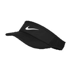 <ナイキ(NIKE)公式ストア>ナイキコート エアロビル フェザーライト ウィメンズ テニスバイザー 899656-010 ブラック ★30日間返品無料 / Nike+メンバー送料無料!画像