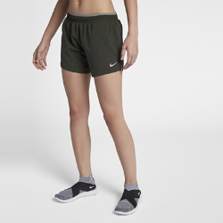 Женские беговые шорты Nike Elevate 12,5 смЖенские беговые шорты Nike Elevate 12,5 см из эластичной влагоотводящей ткани обеспечивают комфорт и свободу движений.<br>