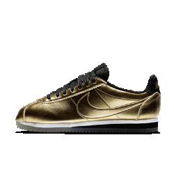 Женские кроссовки Nike Classic Cortez Leather SEЖенские кроссовки Nike Classic Cortez Leather SE — новая версия модели в беговом стиле для комфорта на каждый день.<br>