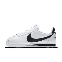 Женские кроссовки Nike Classic Cortez Premium XLVОграниченная серия женских кроссовок Nike Classic Cortez Premium XLV с классической расцветкой и сияющими золотистыми акцентами представляет города юга Калифорнии, где эти кроссовки особенно популярны.<br>