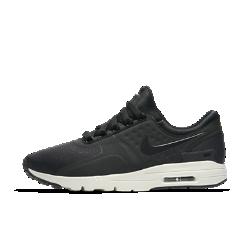 Женские кроссовки Nike Air Max Zero PremiumРазработанные в 1985 году, но выпущенные только в 2015 году женские кроссовки Nike Air Max Zero Premium — оригинальная концепция Nike Air Max 1, которая, как и другие модели линейки, выражает революционный дух Nike Air.<br>