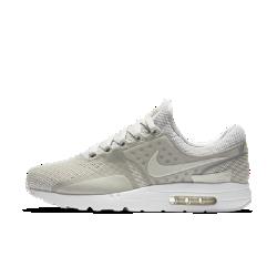 Мужские кроссовки Nike Air Max Zero BreatheМужские кроссовки Nike Air Max Zero Breathe с силуэтом, вдохновленным ранней концепцией Air Max 1, обеспечивают максимальную легкость и воздухопроницаемость благодаря дышащемуверху.<br>