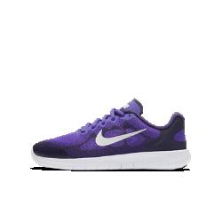 Беговые кроссовки для школьников Nike Free RN 2017Беговые кроссовки для школьников Nike Free RN 2017 обеспечивают комфорт и свободу движений благодаря подошве Nike Free, которая повторяет движения стопы при каждом шаге.<br>