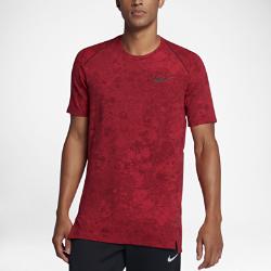 Мужская баскетбольная футболка с коротким рукавом Nike Dry Hyper EliteМужская баскетбольная футболка с коротким рукавом Nike Dry Hyper Elite из влагоотводящей сетки обеспечивает охлаждение и комфорт во время игры.<br>