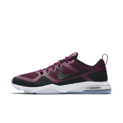 Женские кроссовки для тренинга Nike Zoom FitnessЖенские кроссовки для тренинга Nike Zoom Fitness из дышащих материалов с видимой вставкой Zoom Air обеспечивают легкость, комфорт и мгновенную амортизацию во время интенсивных тренировок.<br>