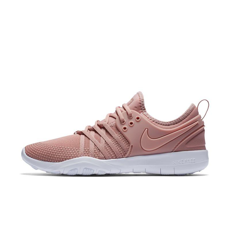 Nike Free TR 7 Women's Training Shoe - Pink Image