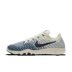 Женские кроссовки для тренинга Nike Free TR Flyknit 2 IndigoГибкие и дышащие женские кроссовки для тренинга Nike Free TR Flyknit 2 Indigo обеспечивают стабилизацию, поддержку и надежное сцепление во время интенсивных тренировок.<br>
