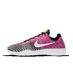 Женские кроссовки для тренинга Nike Free TR Flyknit 2Женские кроссовки для тренинга Nike Free TR Flyknit 2 с мягким верхом и инновационной конструкцией средней части обеспечивают непревзойденный комфорт и поддержку на тренировках с собственным весом и занятиях в тренажерном зале.  Мягкость и комфорт  Утолщенный материал Flyknit обеспечивает мягкость и комфорт на каждой тренировке. Он сочетает зоны вентиляции, эластичности и поддержки там, где это необходимо, повторяя форму стопы для комфорта и легкости.  Легкость и поддержка  Ультралегкие и сверхпрочные нити Flywire растягиваются по диагонали для поддержки. Частичная внутренняя вставка в передней части стопы усиливает поддержку и ощущение комфорта.  Фирменный уровень гибкости  Подметка с рисунком tri-star повышает гибкость и стабилизацию во время работы с весом, бега и других упражнений.<br>