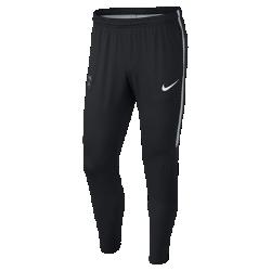 Мужские футбольные брюки Paris Saint-Germain Dri-FIT SquadМужские футбольные брюки Paris Saint-Germain Dri-FIT Squad из эластичной влагоотводящей ткани обеспечивают комфорт и свободу движений во время тренировок.<br>
