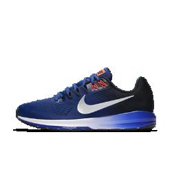 Мужские беговые кроссовки Nike Air Zoom Structure 21Более легкие и прочные, чем предыдущая версия, мужские беговые кроссовки Nike Air Zoom Structure 21 обеспечивают по-прежнему высокий уровень стабилизации и поддержки. Более мягкий и легкий материал Flymesh обеспечивает охлаждение, а система мгновенной амортизации Nike Zoom Air в передней части обеспечивает упругость при каждом шаге.<br>