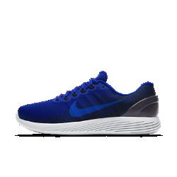 Мужские беговые кроссовки Nike LunarGlide 9Мужские беговые кроссовки Nike LunarGlide 9 обеспечивают вентиляцию, поддержку и невероятно мягкую амортизацию на всей дистанции.<br>