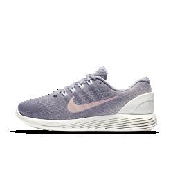 Женские беговые кроссовки Nike LunarGlide 9Женские беговые кроссовки Nike LunarGlide 9 обеспечивают вентиляцию, поддержку и невероятно мягкую амортизацию на всей дистанции.<br>