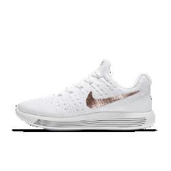 Женские беговые кроссовки Nike LunarEpic Low Flyknit 2 ExplorerПобедитель премии «Выбор редактора» Competitor Magazine 2017.<br>