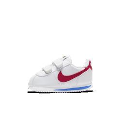 Кроссовки для малышей Nike Cortez Basic SLКроссовки для малышей Nike Cortez Basic SL, вдохновленные культовой моделью 1972 года, обеспечивают тот же уровень амортизации для самых юных атлетов.<br>