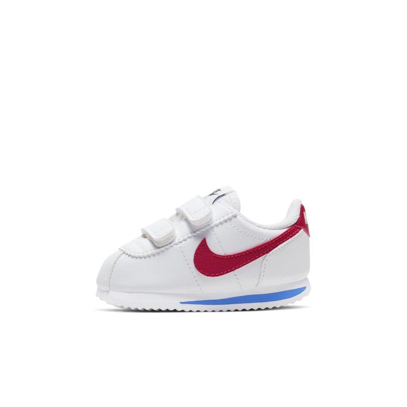44b1b7a84a3 Sko Nike Cortez Basic SL för baby/små barn - Vit