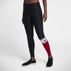 Женские тайтсы для тренинга Nike PowerЖенские тайтсы для тренинга Nike Power из влагоотводящей ткани с плотной посадкой обеспечивают комфорт и поддержку во время тренировки.<br>