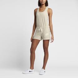 Женский комбинезон Nike Sportswear Gym VintageЖенский комбинезон Nike Sportswear Gym Vintage из сверхмягкого смесового хлопка обеспечивает комфорт на весь день.<br>