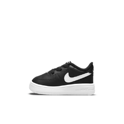 Кроссовки для малышей Nike Air Force 1Кроссовки для малышей Nike Air Force 1 — новая версия легендарной модели с классической легкой конструкцией, которая стала более мягкой и гибкой специально для растущейстопы.<br>