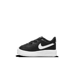 <ナイキ(NIKE)公式ストア>ナイキ フォース 1 '18 ベビーシューズ 905220-002 ブラック 30日間返品無料 / Nike+メンバー送料無料