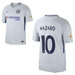 Мужское футбольное джерси 2017/18 Chelsea FC Stadium Away (Eden Hazard)Мужское футбольное джерси 2017/18 Chelsea FC Stadium Away (Eden Hazard) из легкой влагоотводящей ткани обеспечивает охлаждение и комфорт.<br>