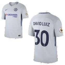 Мужское футбольное джерси 2017/18 Chelsea FC Stadium Away (David Luiz)Мужское футбольное джерси 2017/18 Chelsea FC Stadium Away (David Luiz) из легкой влагоотводящей ткани обеспечивает охлаждение и комфорт.<br>