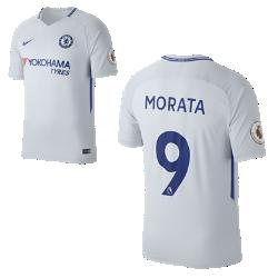 Мужское футбольное джерси 2017/18 Chelsea FC Stadium Away (Alvaro Morata)Мужское футбольное джерси 2017/18 Chelsea FC Stadium Away (Alvaro Morata) из легкой влагоотводящей ткани обеспечивает охлаждение и комфорт.<br>