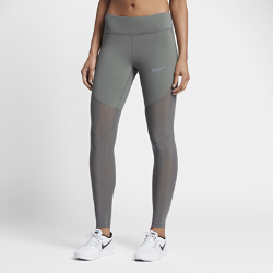 Женские беговые тайтсы Nike Epic LuxЖенские беговые тайтсы Nike Epic Lux со вставкой из эластичной ткани Nike Power в области корпуса обеспечивают свободу движений и поддержку во время бега. Сетка в области бедер и ниже создает ощущение прохлады от старта до финиша.<br>