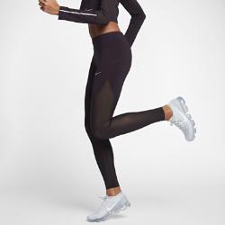 Женские беговые тайтсы Nike Epic LuxЖенские беговые тайтсы Nike Epic Lux Cool со вставкой из шелковистого сетчатого материала обеспечивают превосходное охлаждение в жаркую погоду. Ткань Nike Power обеспечиваетплотную посадку и поддержку мышц. В карманах удобно хранить важные мелочи.<br>
