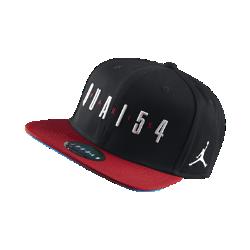 Бейсболка с застежкой Jordan Q54 ProБейсболка Jordan Q54 Pro обеспечивает комфорт благодаря классической конструкции и застежке на кнопке сзади.<br>