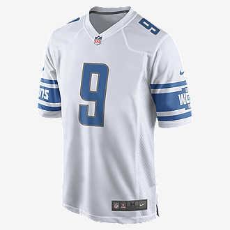 fd0a1cb06 NFL Detroit Lions (Matthew Stafford). Men s Game Football Jersey