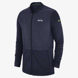 37ba44ae2 Nike Elite Hybrid (NFL Seahawks). Men s Full-Zip Jacket