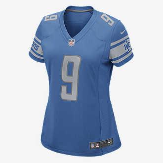 e94d003550e NFL Detroit Lions Game Jersey (Matthew Stafford). Women s Football Jersey