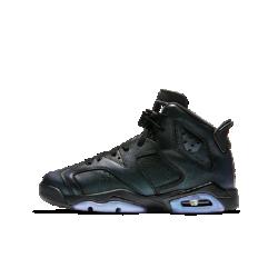 Кроссовки для школьников Air Jordan Retro 6Кроссовки для школьников Air Jordan Retro 6 с верхом из первоклассной кожи с перфорацией обеспечивают воздухопроницаемость и комфорт в фирменном стиле.<br>