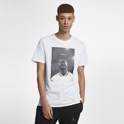 Мужская футболка Jordan SportswearМужская футболка Jordan Sportswear из прочного 100% хлопка обеспечивает комфорт на весь день.<br>