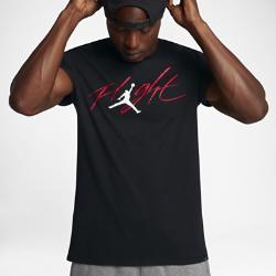 Мужская футболка Jordan Sportswear FlightМужская футболка Jordan Sportswear Flight из чистого хлопка обеспечивает длительный комфорт.<br>