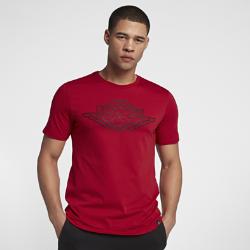 Мужская футболка Jordan Sportswear Wings LogoМужская футболка Jordan Sportswear Wings Logo из чистого хлопка обеспечивает длительный комфорт.<br>