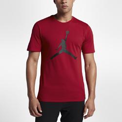 Мужская футболка Jordan Sportswear Iconic JumpmanМужская футболка Jordan Sportswear Iconic Jumpman из чистого хлопка с фирменными элементами обеспечивает длительный комфорт.<br>