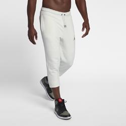 Мужские флисовые брюки 3/4 Jordan SportswearМужские флисовые брюки 3/4 Jordan Sportswear из мягкого флиса френч терри обеспечивают тепло и комфорт.<br>