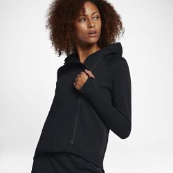 Женский кейп Nike Sportswear Tech FleeceЖенский кейп Nike Tech Fleece из мягкого и теплого материала с оригинальным силуэтом, завоевавшим популярность в 2013 году, обеспечивает тепло и комфорт в прохладную погоду.Вытачки на спине создают более женственный образ.<br>