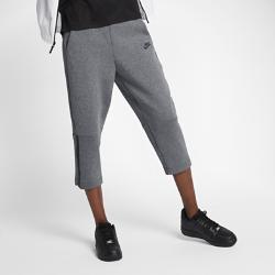 Женские брюки Nike Sportswear Tech FleeceЖенские брюки Nike Sportswear Tech Fleece из инновационной ткани со свободной посадкой обеспечивают тепло и комфорт.<br>