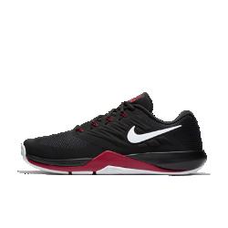 Мужские кроссовки для тренинга Nike Lunar Prime Iron IIМужские кроссовки для тренинга Nike Lunar Prime Iron II с интегрированными в шнуровку нитями Flywire и подошвой из легкого пеноматериала обеспечивают фиксацию, поддержку и комфорт на самых интенсивных тренировках.<br>