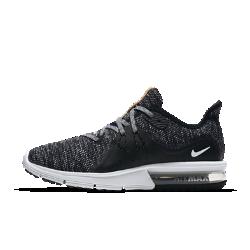 Женские беговые кроссовки Nike Air Max Sequent 3Женские беговые кроссовки Nike Air Max Sequent 3 с превосходной амортизацией идеально подходят для коротких забегов. Верх из эластичного трикотажа обеспечивает свободу каждого движения.<br>