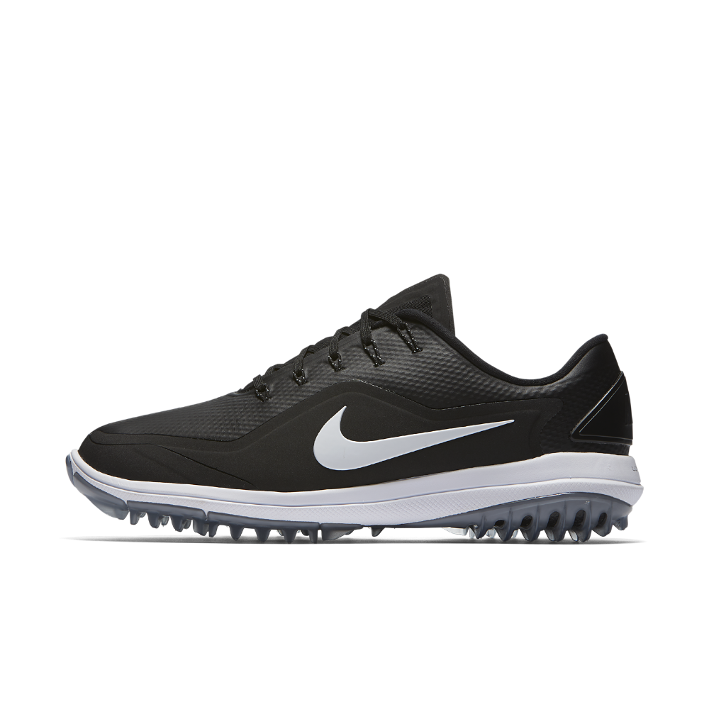 ナイキ ルナ コントロール ヴェイパー 2 (ワイド) メンズ ゴルフシューズ 909037-002 ブラック ★30日間返品無料 / Nike+メンバー送料無料
