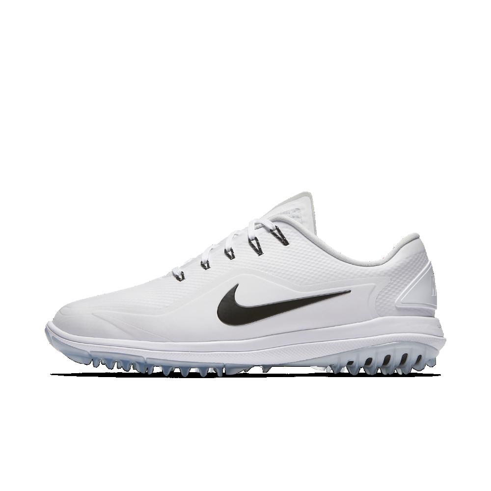 ナイキ ルナ コントロール ヴェイパー 2 (ワイド) メンズ ゴルフシューズ 909037-100 ホワイト ★30日間返品無料 / Nike+メンバー送料無料